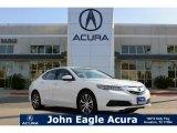 2017 Bellanova White Pearl Acura TLX Technology Sedan #116020722