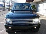 2004 Epsom Green Metallic Land Rover Range Rover HSE #11578967