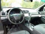 2017 Ford Explorer XLT 4WD Dashboard