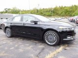 2017 Shadow Black Ford Fusion SE AWD #116051057