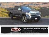 2017 Magnetic Gray Metallic Toyota Tundra Limited CrewMax 4x4 #116050987