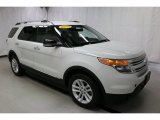 2011 White Suede Ford Explorer XLT 4WD #116050904