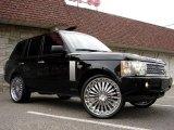2004 Java Black Land Rover Range Rover HSE #11578970