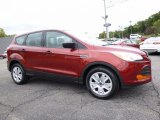 2015 Sunset Metallic Ford Escape S #116051068