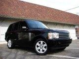 2004 Java Black Land Rover Range Rover HSE #11578971