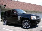 2004 Java Black Land Rover Range Rover HSE #11578966