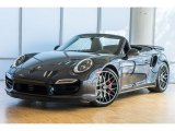 2016 Porsche 911 Turbo Cabriolet Data, Info and Specs