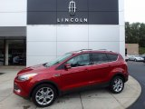 2014 Ruby Red Ford Escape Titanium 1.6L EcoBoost 4WD #116076245