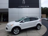 2014 White Platinum Ford Escape SE 2.0L EcoBoost 4WD #116076243