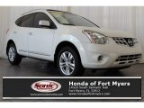 2013 Pearl White Nissan Rogue SV #116076118