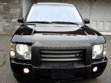 2004 Java Black Land Rover Range Rover HSE #11578960