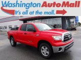 2011 Radiant Red Toyota Tundra SR5 Double Cab 4x4 #116101208