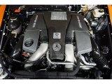 Mercedes-Benz G Engines