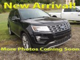 2016 Shadow Black Ford Explorer Limited 4WD #116101289