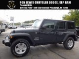 2017 Rhino Jeep Wrangler Unlimited Sport 4x4 #116117222