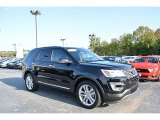 2016 Shadow Black Ford Explorer Limited 4WD #116117124