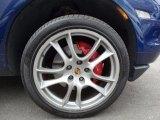 Porsche Cayenne 2008 Wheels and Tires