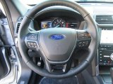 2017 Ford Explorer Limited Steering Wheel