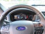 2017 Ford Explorer Limited Gauges