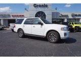 2015 Oxford White Ford Expedition XLT #116138610