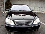 2004 Black Mercedes-Benz S 600 Sedan #11578990