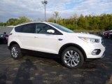 2017 White Platinum Ford Escape Titanium 4WD #116138530
