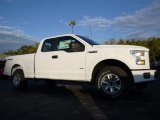 2016 Oxford White Ford F150 Lariat SuperCab 4x4 #116138525