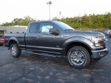 2016 Magnetic Ford F150 Lariat SuperCab 4x4 #116138521