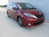 Toyota Sienna Data, Info and Specs