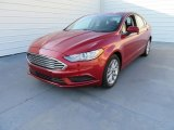2017 Ford Fusion Ruby Red