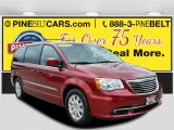 2016 Deep Cherry Red Crystal Pearl Chrysler Town & Country Touring #116167268