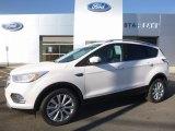 2017 White Platinum Ford Escape Titanium 4WD #116167569