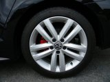 Volkswagen Jetta 2013 Wheels and Tires
