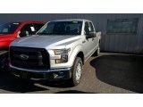 2016 Ingot Silver Ford F150 XL SuperCab 4x4 #116167532