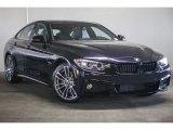 2017 BMW 4 Series Carbon Black Metallic