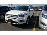 2017 White Platinum Ford Escape SE #116195892