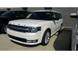 2016 White Platinum Ford Flex SEL AWD #116195891