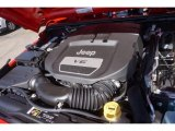 2017 Jeep Wrangler Unlimited Sport 4x4 3.6 Liter DOHC 24-Valve VVT V6 Engine