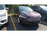 2017 Burgundy Velvet Ford Fusion SE #116195887