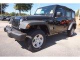 2017 Black Jeep Wrangler Unlimited Sport 4x4 #116195663