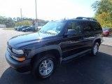 2005 Black Chevrolet Tahoe Z71 4x4 #116195715