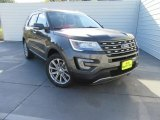 2017 Magnetic Ford Explorer Limited 4WD #116195767