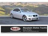 2008 Titanium Silver Metallic BMW 3 Series 335i Coupe #116195536