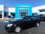 2007 Black Chevrolet Cobalt LT Sedan #116195706