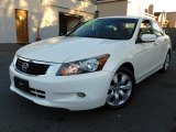Taffeta White Honda Accord in 2009