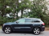 2014 Maximum Steel Metallic Jeep Grand Cherokee Overland 4x4 #116195524