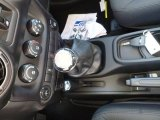 2017 Jeep Wrangler Unlimited Sport 4x4 6 Speed Manual Transmission