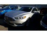 2017 Ingot Silver Ford Fusion SE #116223023