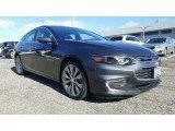 2016 Nightfall Gray Metallic Chevrolet Malibu Premier #116222748