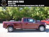 2016 Bronze Fire Ford F150 XLT SuperCab 4x4 #116222799